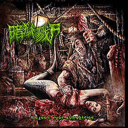 The Dark Prison Massacre – A Blood Clot Ejaculation CD