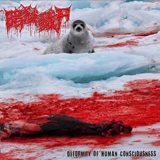 The Dark Prison Massacre – Deformity Of Human Consciousness CD