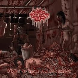 The Dark Prison Massacre – The Secret Of Black Silk Stockings CD, Dig 1