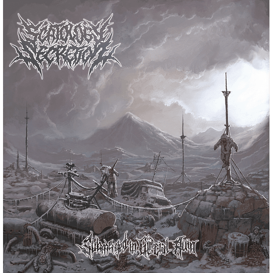 Scatology Secretion -Submerged In Glacial Ruin CD