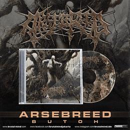 Arsebreed - Butoh CD