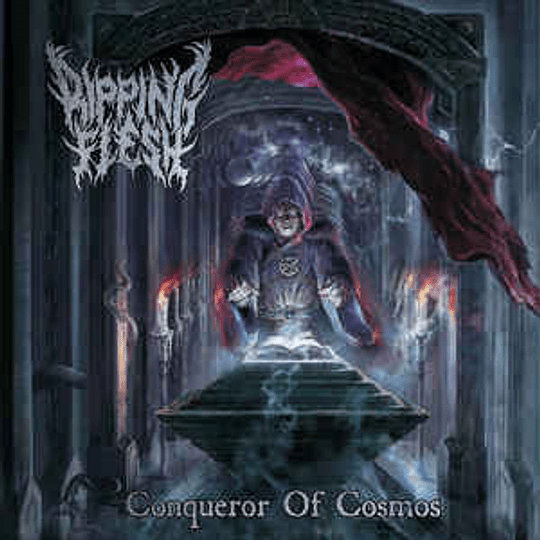 Ripping Flesh  – Conqueror Of Cosmos MCD