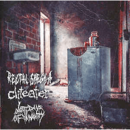 Rectal Smegma | Cliteater | Last Days Of Humanity – Rectal Smegma | Cliteater | Last Days Of Humanity CD