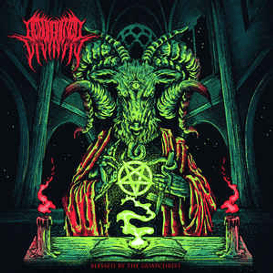 Regurgitated Divinity – Blessed By The Goatchrist CD