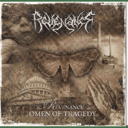 Revenance – Omen Of Tragedy CD