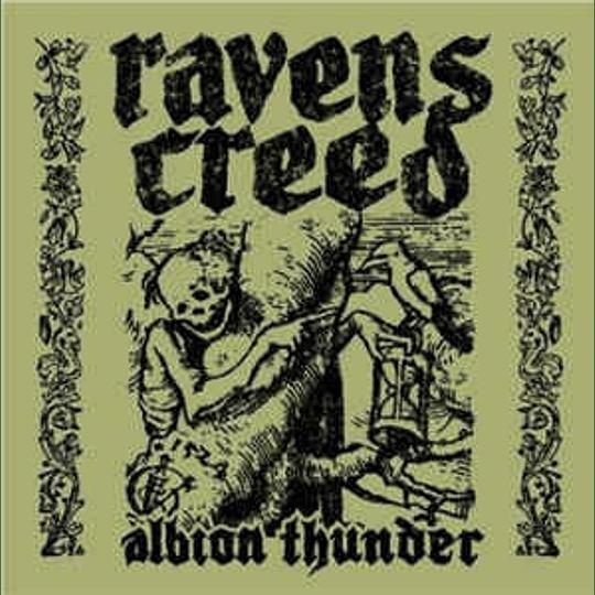 Ravens Creed – Albion Thunder CD
