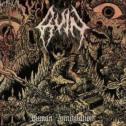 Ruin  – Human Annihilation CD