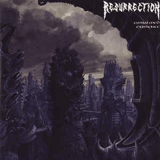 Resurrection  – Embalmed Existence / The Demos 2CDS