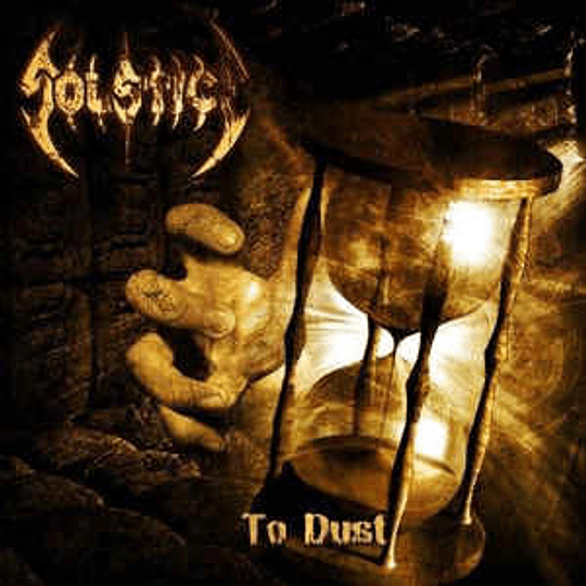 Solstice  – To Dust CD