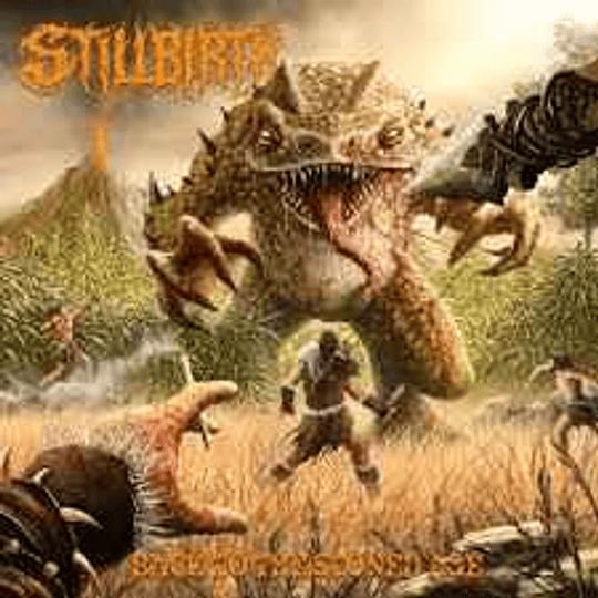 Stillbirth  – Back To The Stoned Age CD