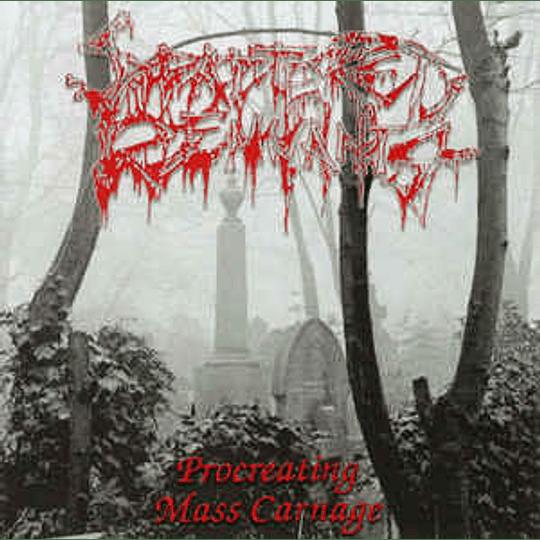 Scattered Remnants – Procreating Mass Carnage CD R