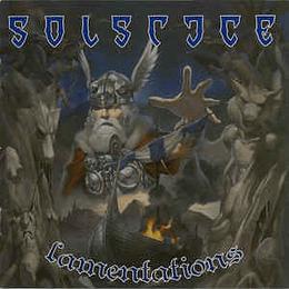 Solstice  – Lamentations CD