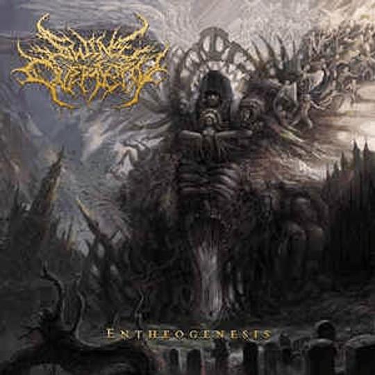 Swine Overlord – Entheogenesis CD