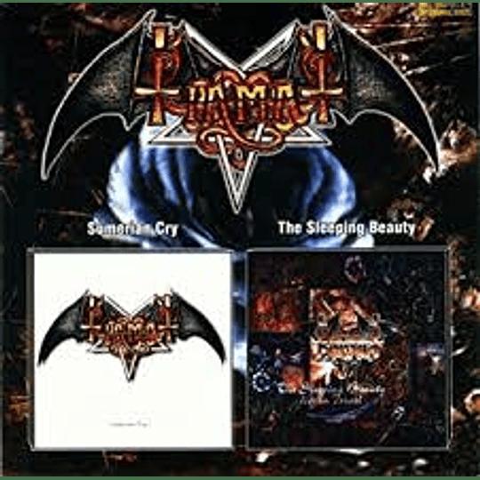 Tiamat - Sumerian Cry / The Sleeping Beauty CD