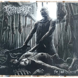 Tortured  – The Limb Collector CD,Dig