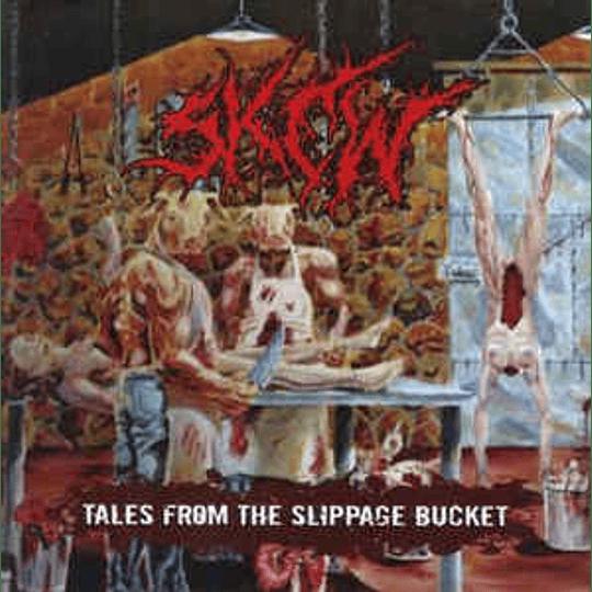 Skew  – Tales From The Slippage Bucket CD