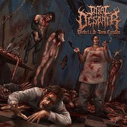 Total Despair – Perfect Life Form Creation CD