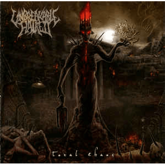 Unbreakable Hatred – Total Chaos CD