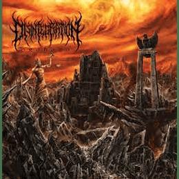 Disintegration -Prahara CD