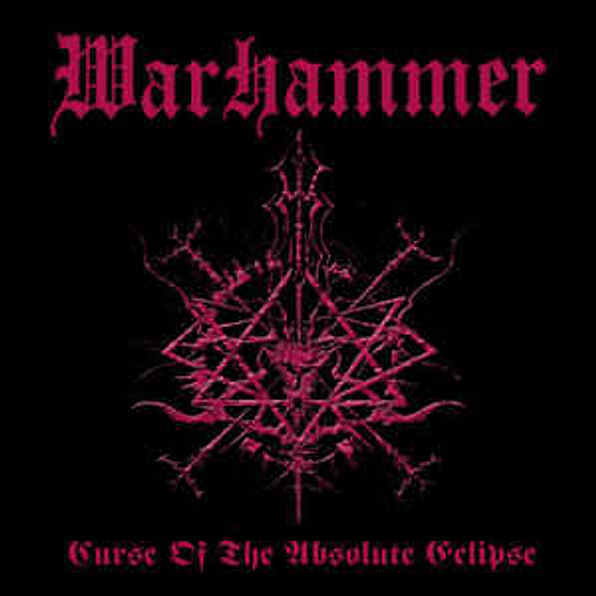 Warhammer – Curse Of The Absolute Eclipse CD,Dig