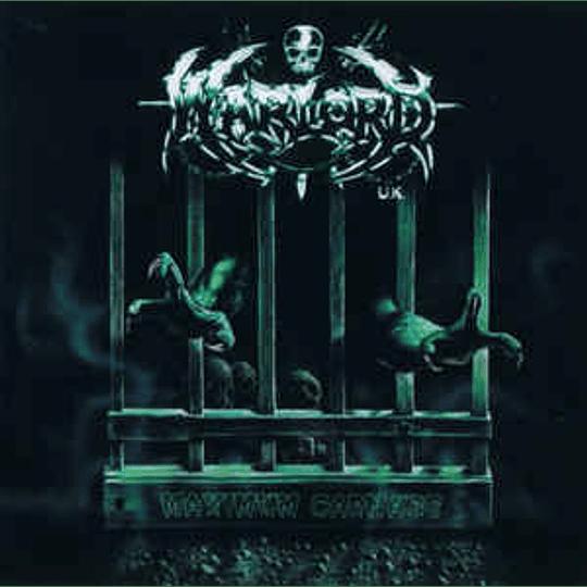 Warlord U.K. – Maximum Carnage CD,Dig