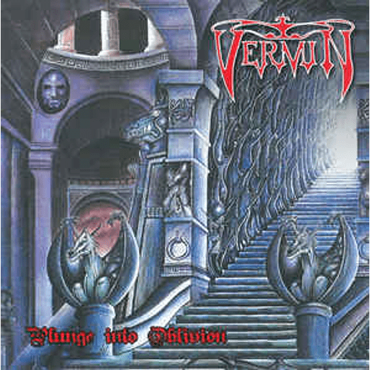 Vermin  – Plunge Into Oblivion CD