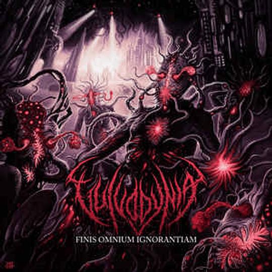 Vulvodynia – Finis Omnium Ignorantiam CD