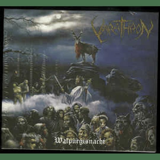 Varathron – Walpurgisnacht CD,Dig