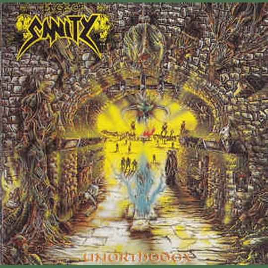 Edge Of Sanity – Unorthodox CD