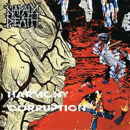 Napalm Death – Harmony Corruption CD