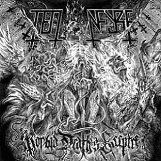 TeitanFyre – Morbid Death's Sceptre CD