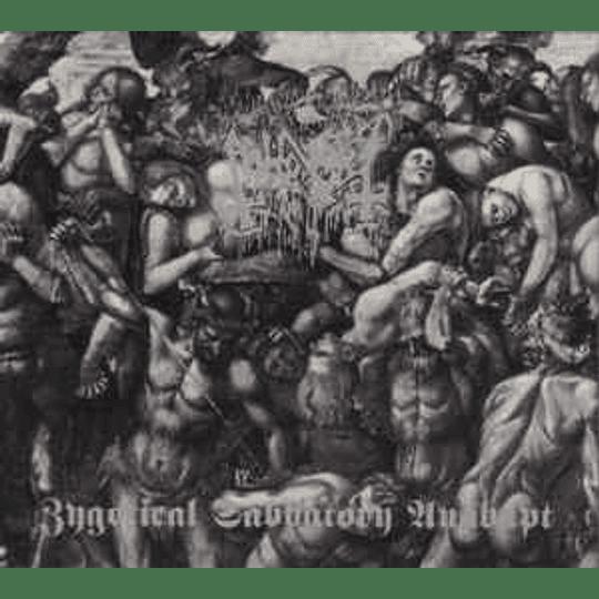 Abhorer – Zygotical Sabbatory Anabapt CD,Dig