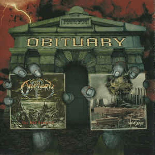 Obituary – The End Complete / World Demise 2 CDS