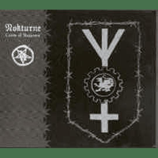 Nokturne – Curse Of Nazarene CD,Dig
