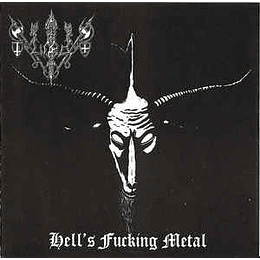 Lord - Hell's Fucking Metal CD