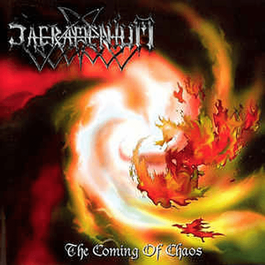 Sacramentum – The Coming Of Chaos CD