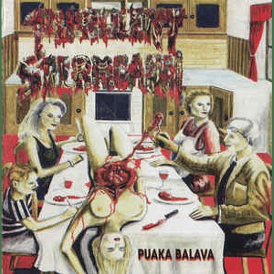 Purulent Spermcanal – Puaka Balava CD