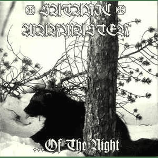 Satanic Warmaster – ...Of The Night MCD