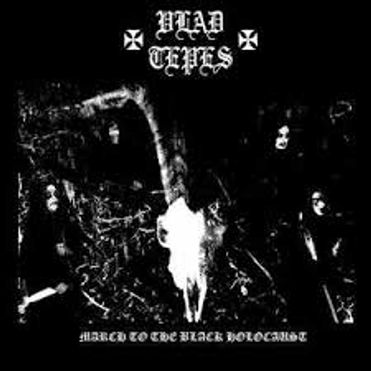 Vlad Tepes  – March To The Black Holocaust CD
