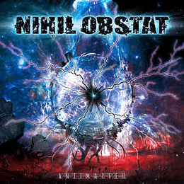 Nihil Obstat  – Antimatter CD
