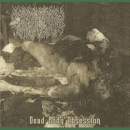 Liquid Viscera – Dead Body Obsession CD