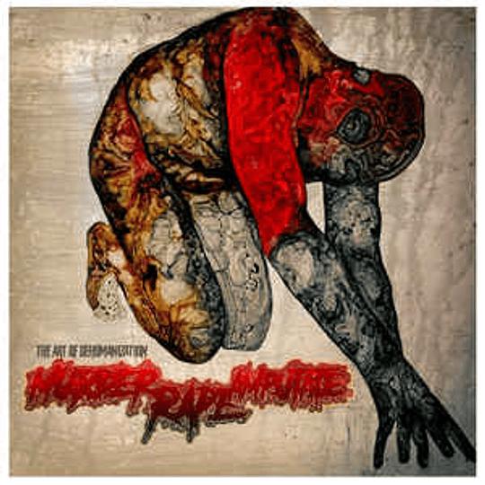 Murder Rape Amputate – The Art Of Dehumanization CD