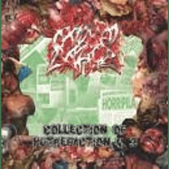 Oxidised Razor - Collection Of Putrefaction Vol. 3