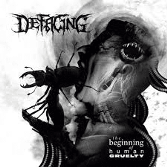 Defacing - The Beginning Of .../ Destroying Your Dignity CD