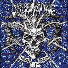 Undergang  – Indhentet Af Døden LP