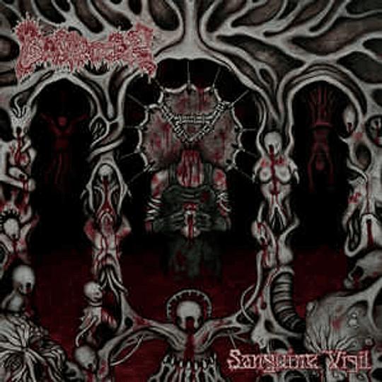 Galvanizer – Sanguine Vigil CD