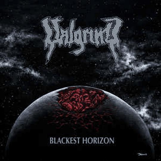 Valgrind – Blackest Horizon  CD