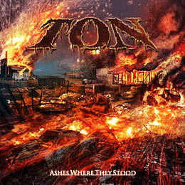Ton  – Ashes Where They Stood CD