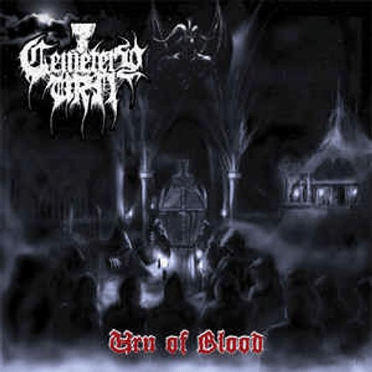 Cemetery Urn – Urn Of Blood CD