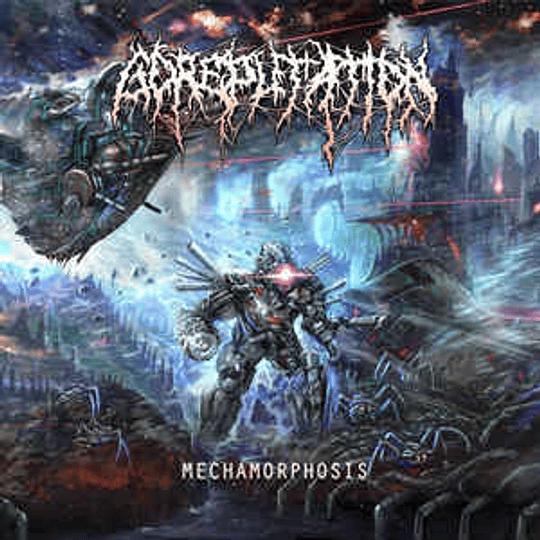 Goreputation – Mechamorphosis CD
